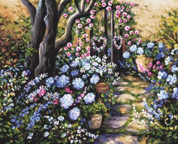 LETI 982 Wonderland Garden