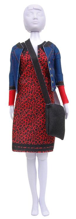 Lizzy Leopard - Dress YourDoll