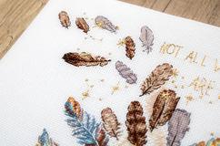 LETI 984 | Cross Stitch Kit Letistitch