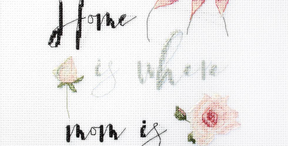 LETI 929 Mother's day gift - Cross Stitch Kit LETISTITCH
