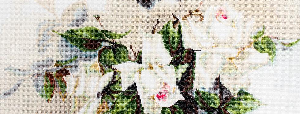 BA2316 Birdie - Cross Stitch Kit Luca-S