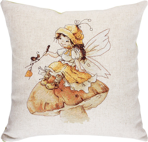 PB133 Pillowcase | Cross Stitch Kit