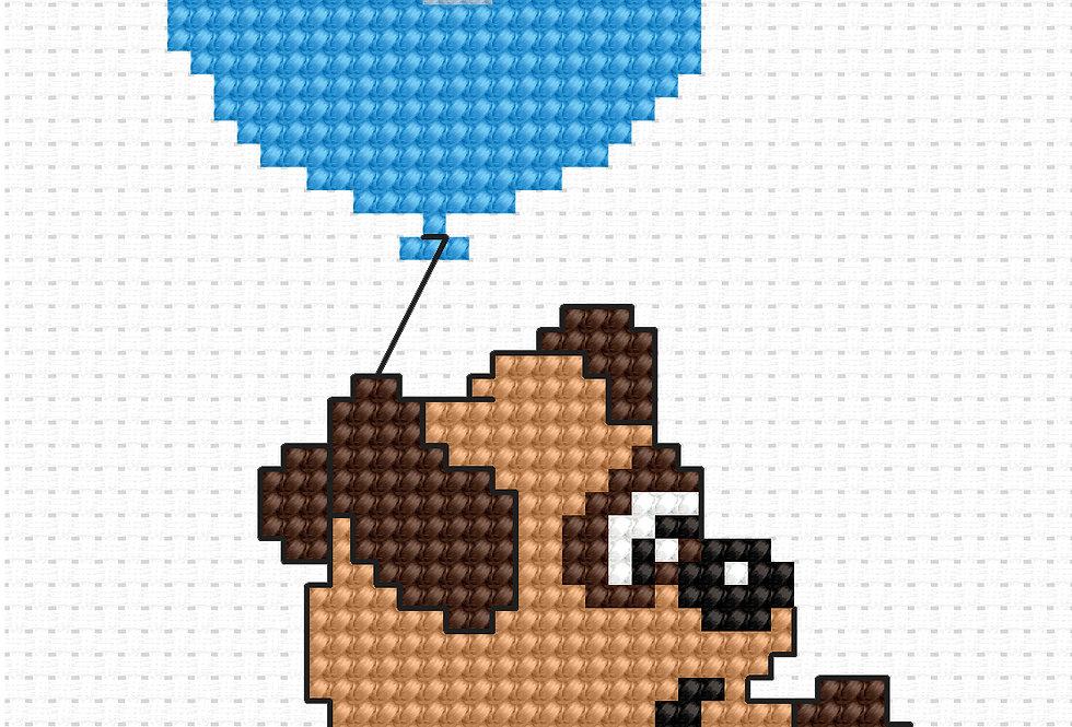 B078 - Cross Stitch Kit | Beginners