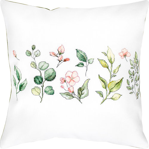 PB201 Pillowcase | Cross Stitch Kit