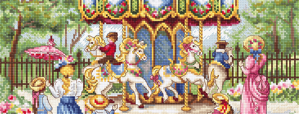 LETI 979 Magical Horses