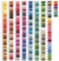 Anchor - Catalogo de colores