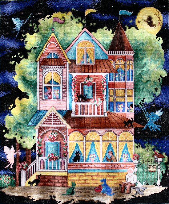 LETI 937 Fairy tale house