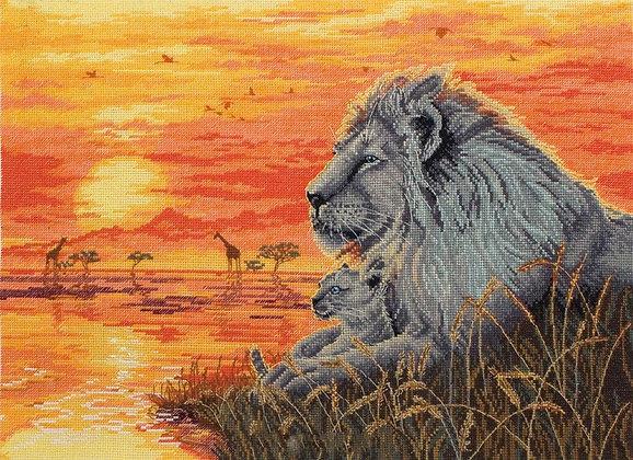 Savannah - Lions