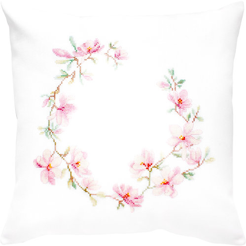 PB182 Pillowcase | Cross Stitch Kit