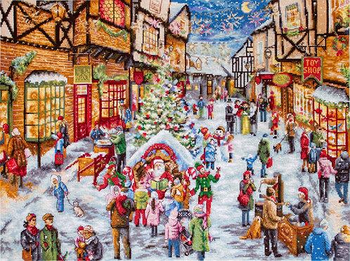 LETI 909 Christmas Eve