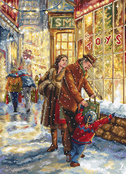 LETI 943 Christmas expectation