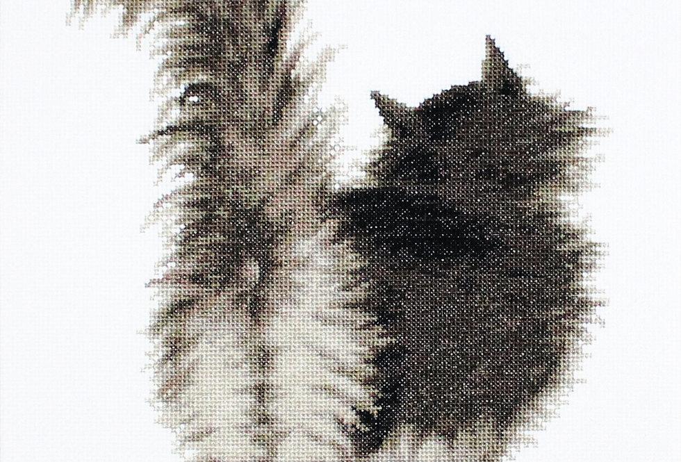 B2271 Shushun - Cross Stitch Kit Luca-S