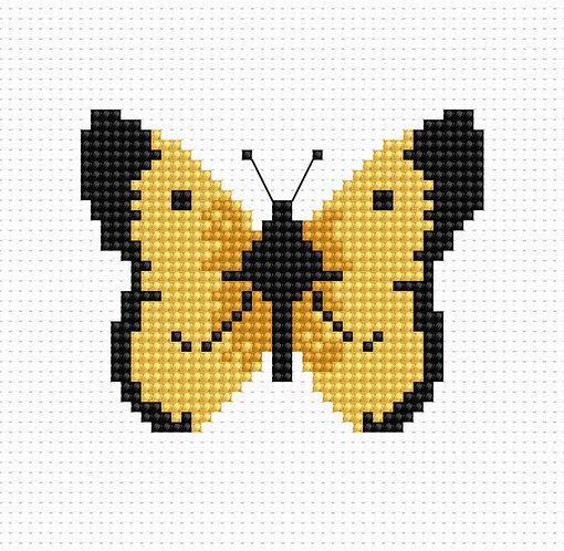 B004 - Cross Stitch Kit Luca-S