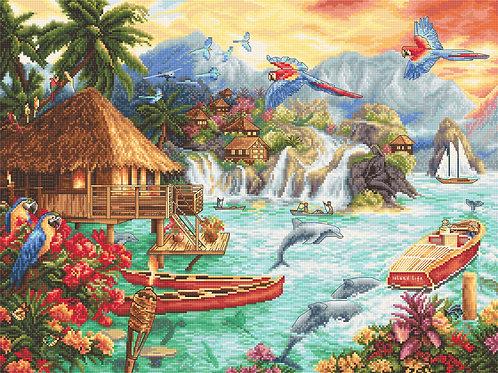 LETI 925 La vida de la isla