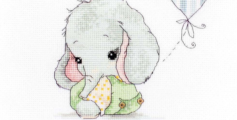 B1135 Baby - Cross Stitch Kit Luca-S