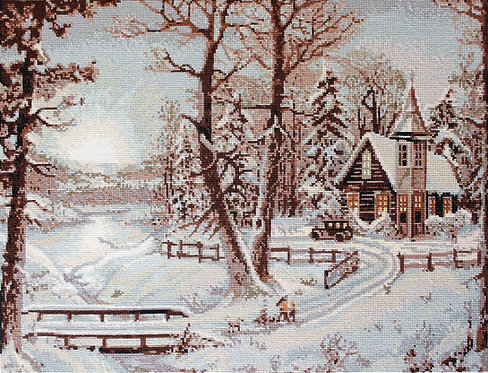 G321 Winter Landscape