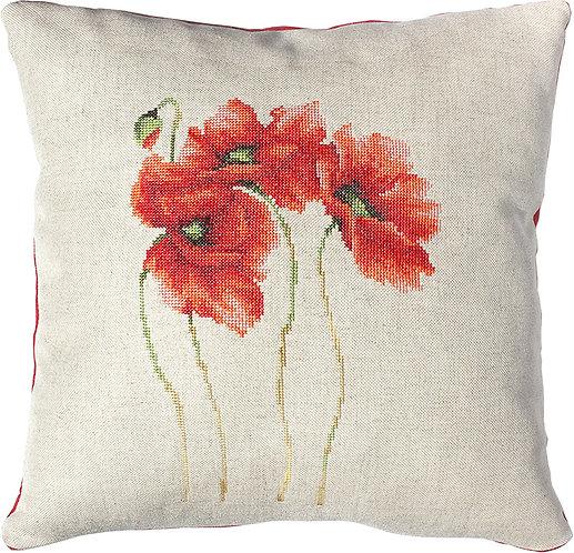 PB122 Pillowcase | Cross Stitch Kit