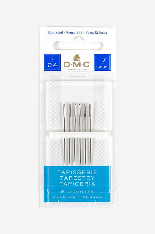 Nr. 24 TAPESTRY NEEDLES - DMC