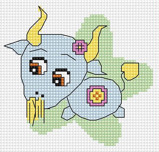 B059 - Cross Stitch Kit Luca-S
