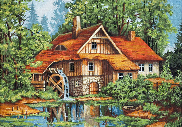 Mill in the Forest