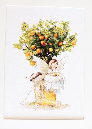 The orange fairy