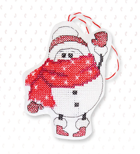 JK015 Christmas Toy | Cross Stitch Kit