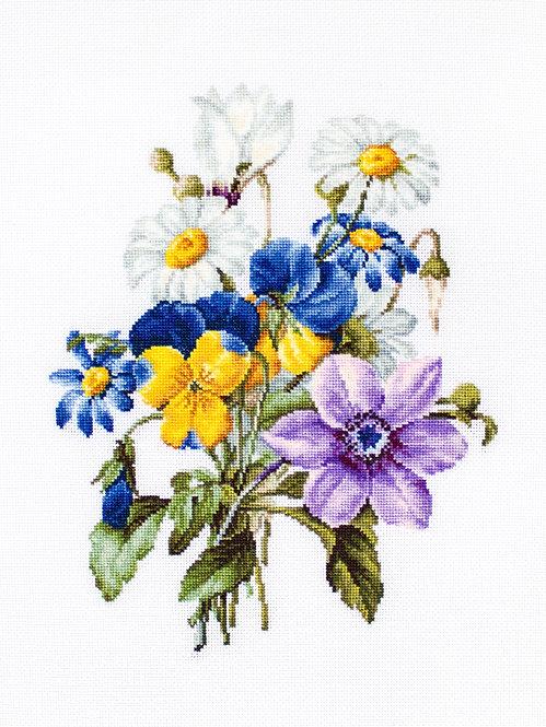 B2348 Bouquet of Flowers
