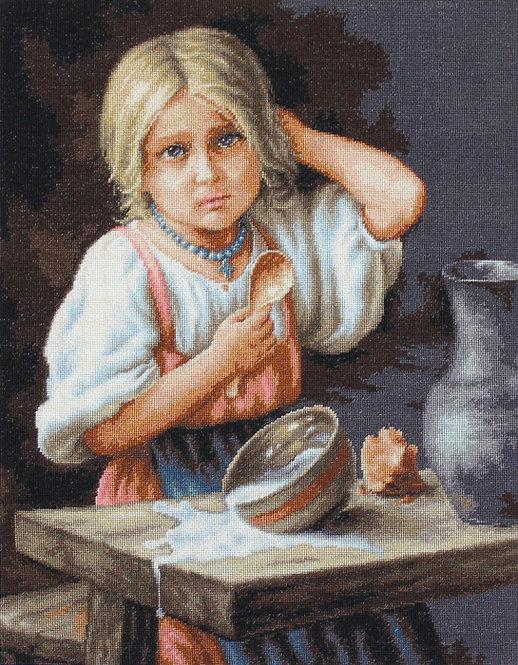 G515 Peasant Girl
