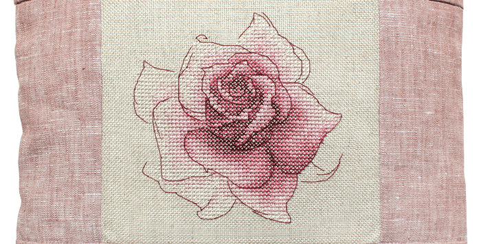 PB113 The Rose - Pillow Case