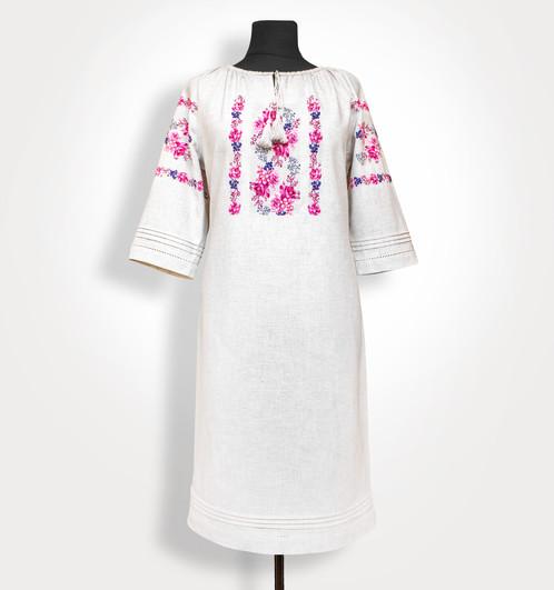 Punto de cruz para vestidos