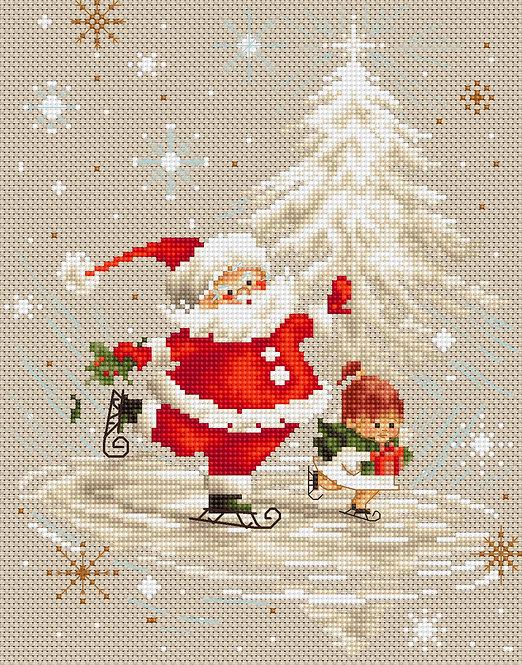 B1118 Santa Claus