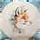 Thumbnail: PB111 Fox among flowers - Pillow Case