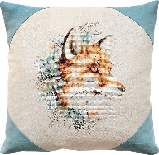 PB111 Pillowcase | Cross Stitch Kit