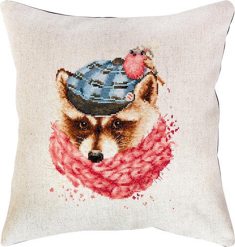 PB157 Pillowcase | Cross Stitch Kit