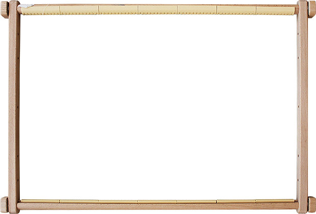 40x56 cm Square frame with clips