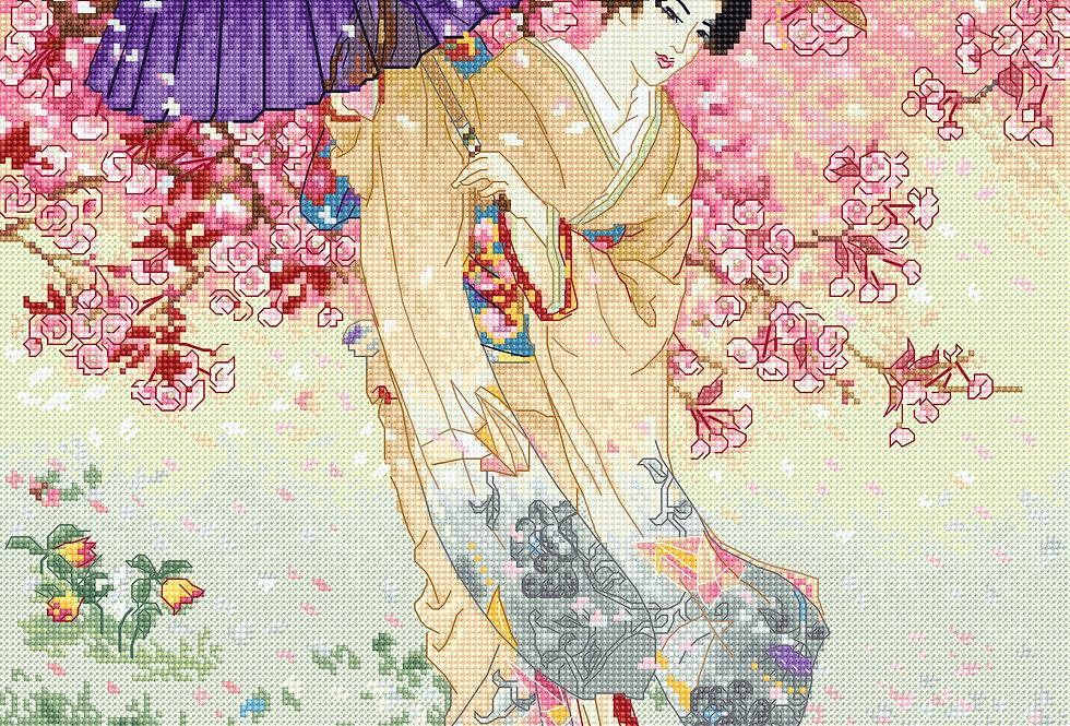 LETI 953 Cherry tree of dreams