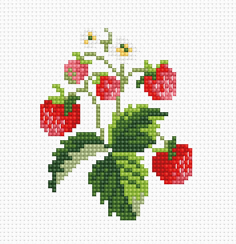 B015 - Cross Stitch Kit Luca-S