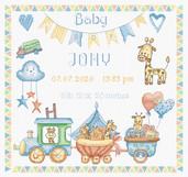 LETI 936 Baby Boy Record