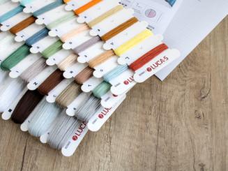 B2394 | Cross Stitch Kit Luca-S