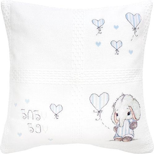 PB187 Pillowcase | Cross Stitch Kit
