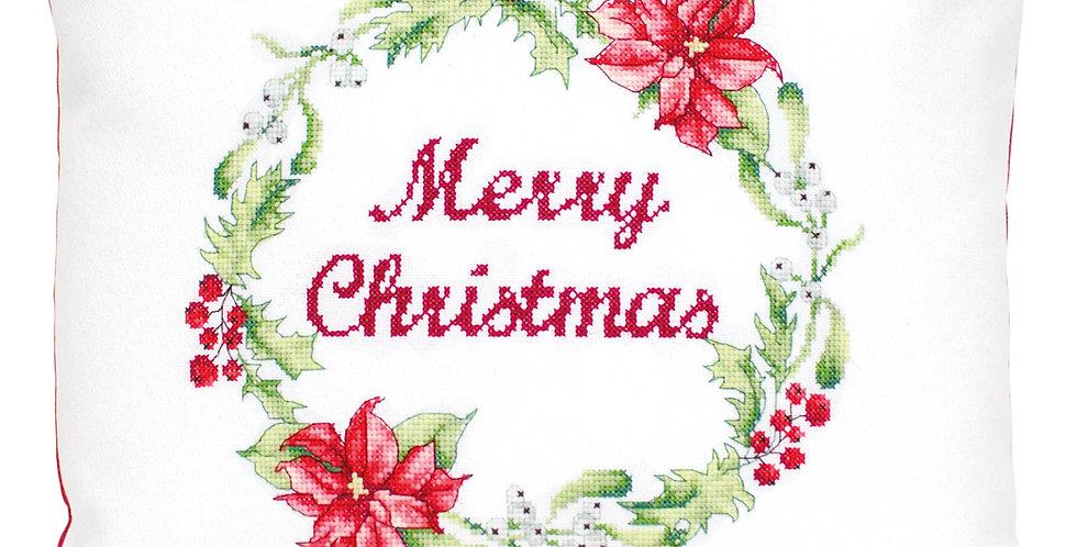PB175 Merry Christmas - Cushion Luca-S