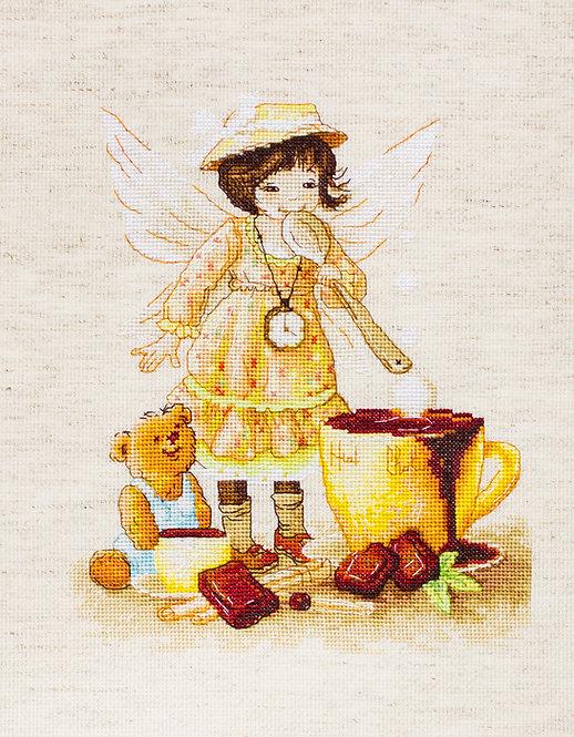 B1131 Chocolate Fairy