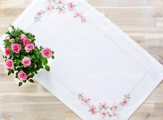 FM003 Tablecloth - Magnolia
