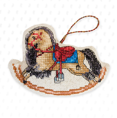 JK027 Christmas Toy | Cross Stitch Kit