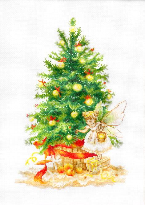 B1117 Christmas Tree
