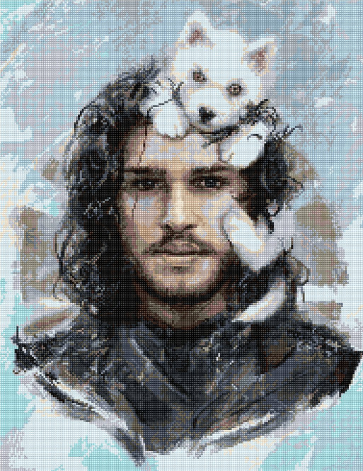 PA002 Jon Snow - pdf