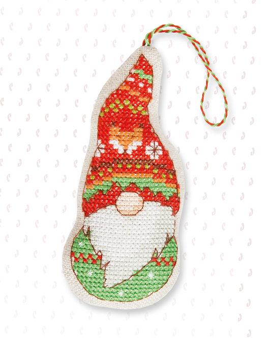 JK011 Christmas Toy | Cross Stitch Kit