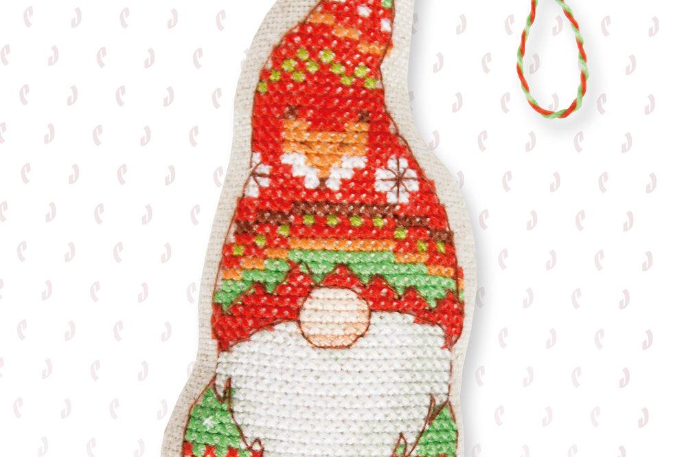 JK011 Noel - Cross Stitch Kit Luca-S