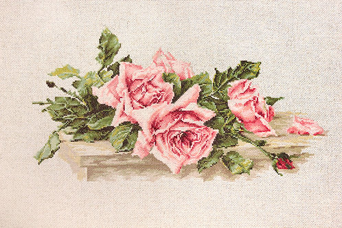 BL22400 Pink Roses