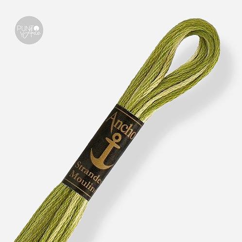 1216 - Mouliné Multicolor Anchor